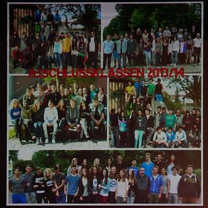 Abschlussfeier MSI 2014