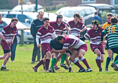 Amersham Chiltern Rugby v High Wycombe Cup