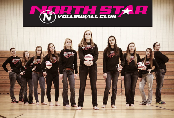Northstar Volleyball 15S