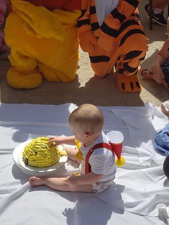 Jameson's 1st Birthday