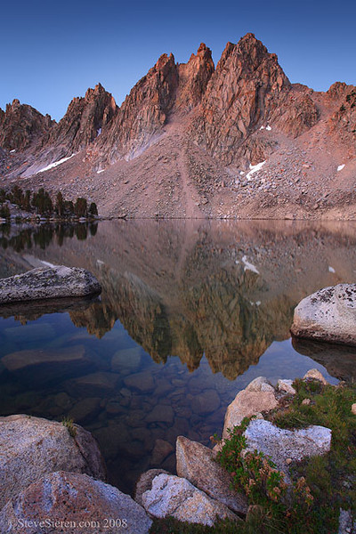 Kearsarge Pinnacles - Eastern Sierra / Kings Canyon
