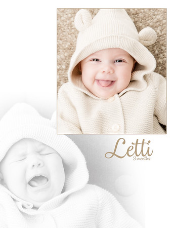 Letti 3 Months