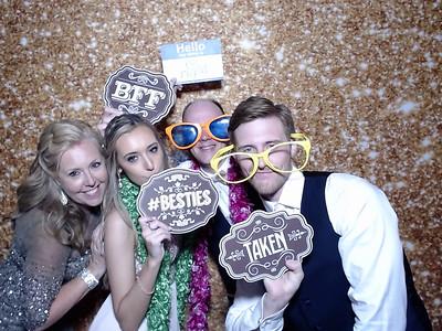 Mallory & DJ Wedding