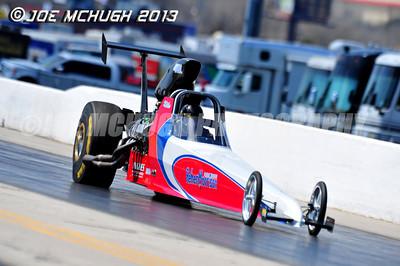 2013 Inagrual XDRL Spring Nationals at Osage Casino Tulsa Raceway Park