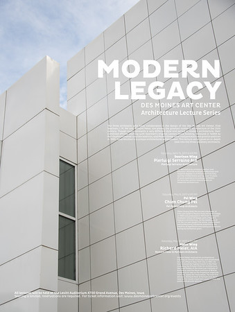 modern legacy - hierarchy poster