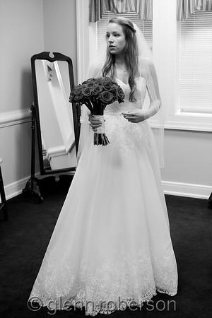 Bride Pre-Ceremony