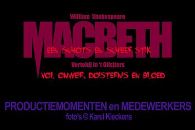 Macbeth - Productie
