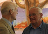 Bill Decker and Phil catch up after almost fifty years. They met again at lunch a year ago.