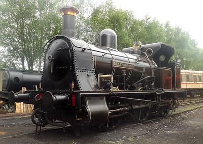 Foxfield Railway 25th May 2015