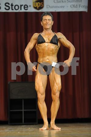 2015 USBF Women's Bodybuilding