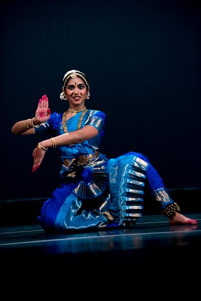 Meghana Dance Event