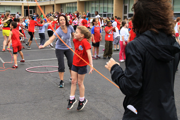 Thomas Fitzwater ES Jump Rope for Heart