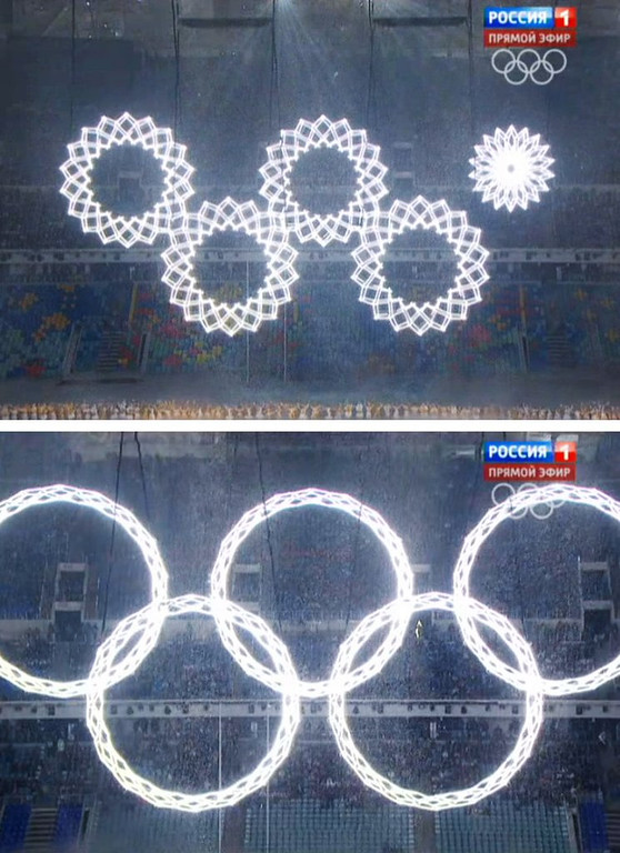 ". <p>1. SOCHI OLYMPICS <p>It�s gonna take more than a little photo doctoring to fix these Games. (2) <p><b><a href=\'http://www.twincities.com/tvradio/ci_25086890/russian-tv-shows-doctored-video-olympic-rings\' target=""_blank\""> HUH?</a></b> <p>   <p>OTHERS RECEIVING VOTES <p> Michael Sam, George Zimmerman & DMX, Justin Bieber, World Trade Center ice, Michael Jackson�s estate, Barack Obama, Kris Letang, Thiago Silva, Terrell Owens, AOL, Ashley Wagner, Maurice Cheeks, Mike Priefer, Sochi Olympics, Alina Kabaeva, Jay Leno, Jesse Ventura, �The Biggest Loser�, �The Michael J. Fox Show�, Subway, tobacco, Tom Sizemore, Ralph Kiner, �Sleepwalker�, Bob Costas� eye. <p> <br><p> You can follow Kevin Cusick at <a href=\'http://twitter.com/theloopnow\'>twitter.com/theloopnow</a>.   (AP Photo)"