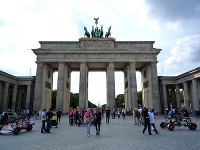 Berlin Philhamonic - Berlin, Germany- September 2010