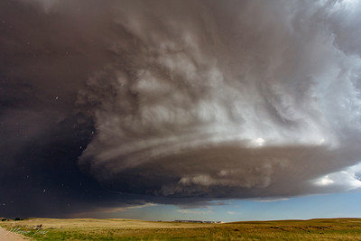 June 5 Lusk, WY Supercell