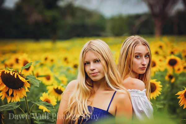 Kt and Sarah | Portraits