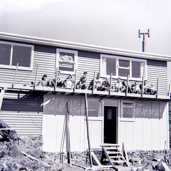 1959 Mt Ruapehu CTC Lodge extension completed 1 (LF trans) a.jpg