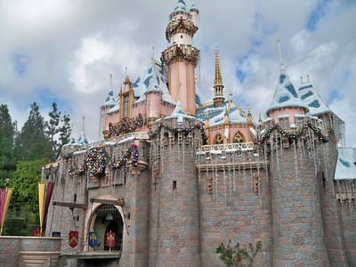 Disneyland - November 2010