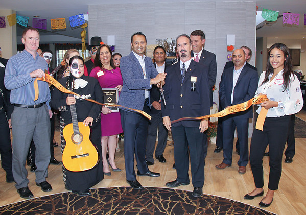 Homewood Suites by Hilton - San Antonio Airport ribbon cutting