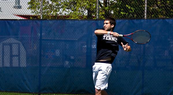 Wilkes Mens Tennis MAC Championship