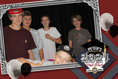 Peter's Grad Party