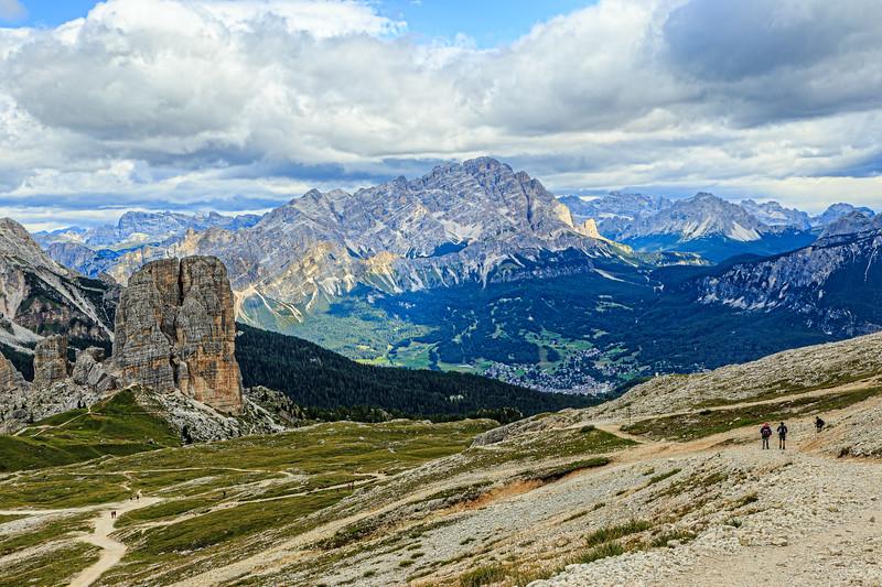 dibona to Nuvolau, Dolomites 6748