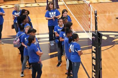 Richardson High School Volleyball VS Berkner HS