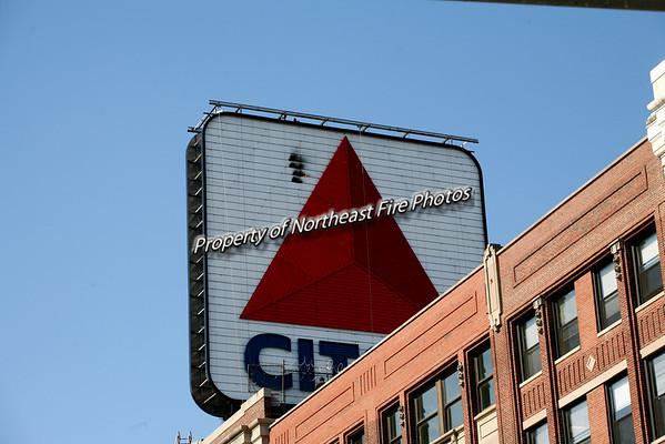 Boston- Comm Ave, Citgo Sign-10/15/08