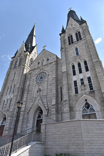 Sacred Heart Church in New Britain, CT