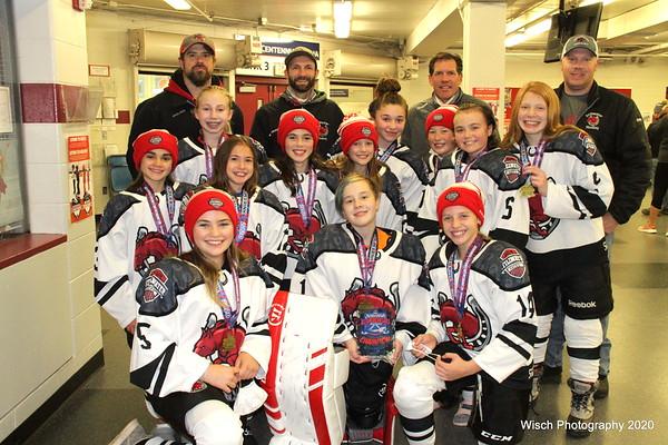 Winning Team Photos Nov 2020