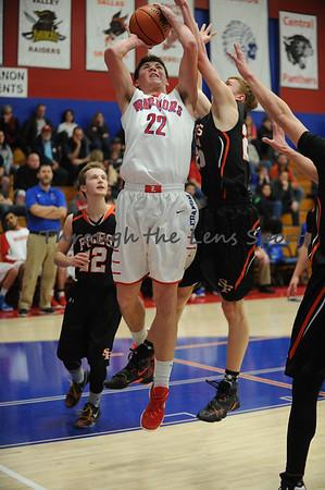 Silverton vs. Lebanon Boys HS Basketball