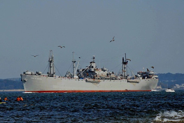 2014 Liberty Ship in Baltimore