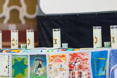 Yom Hashoah Ceremony Hamilton April 16, 2015
