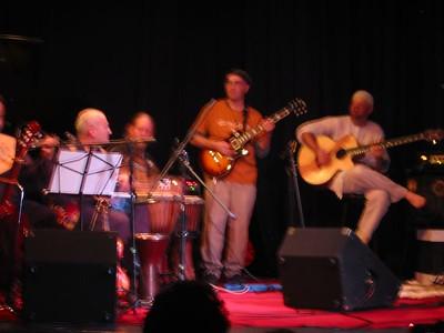 Jaafar Music - November 14, 2003, Carrboro ArtsCenter