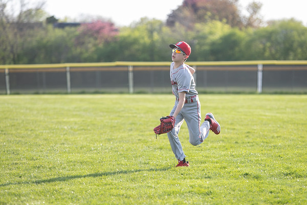 5-15-19  Wheaton Briarcliffe Baseball
