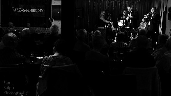 Rochdale Jazz Club - Washington Whirligig