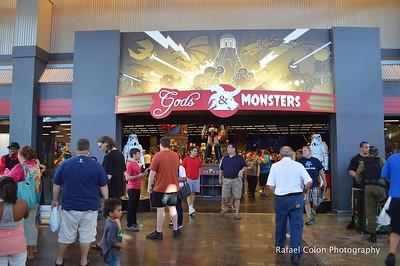 Gods & Monsters Grand Opening