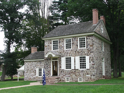 Washington's Headquarters at Valley Forge