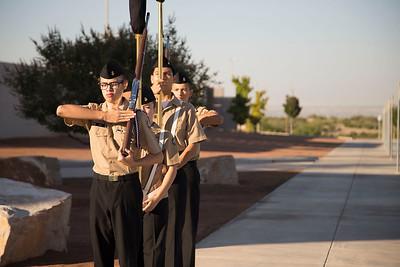 Eastlake HS 9/11 Ceremony