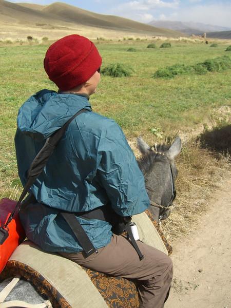 Horse Trek to Song Kul Lake - Kyrgyzstan