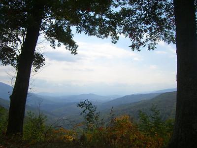 Smokey Mountains   October 18, 2008