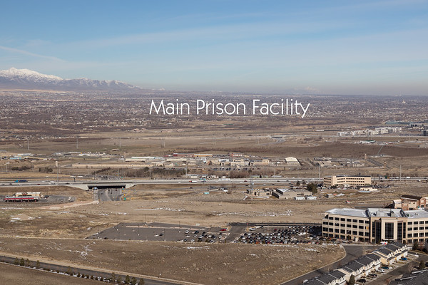 Utah State Prison Site, Bluffdale, Utah