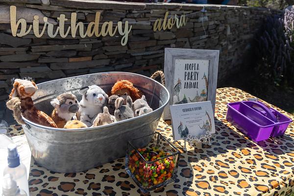 Aloras 2nd birthday