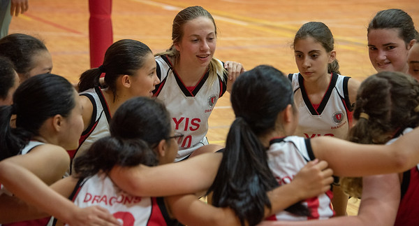 MS Girls Volleyball