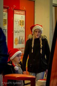 Jul på Biffen