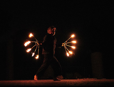 Fire Show Ashkelon