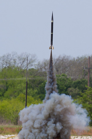 2013-4-13 Hearne, TX launch