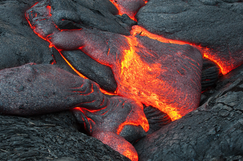 Layers of Lava