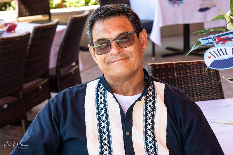 Robert Lizarraga Retires