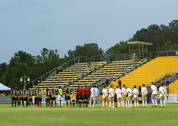 Charleston Battery vs Louisville City FC May 28 2016